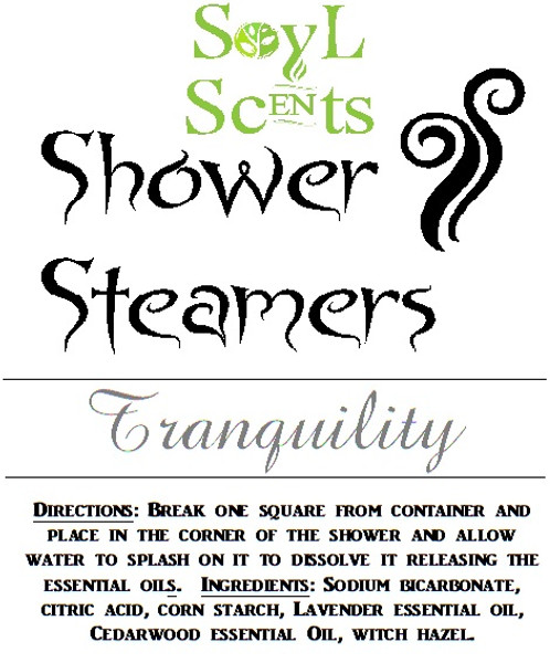 """Tranquility """"Steamer"""""""