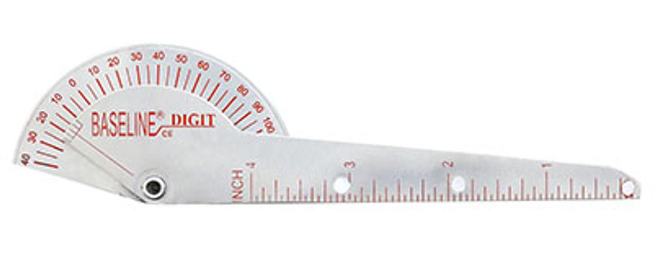 Baseline 12-1027 Absolute Axis 360 Degree Digital Goniometer