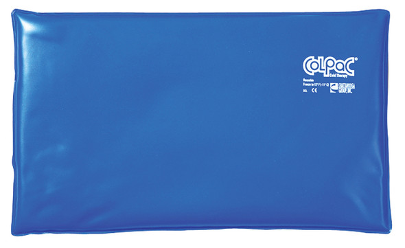 ColPaC Blue Vinyl Cold Packs