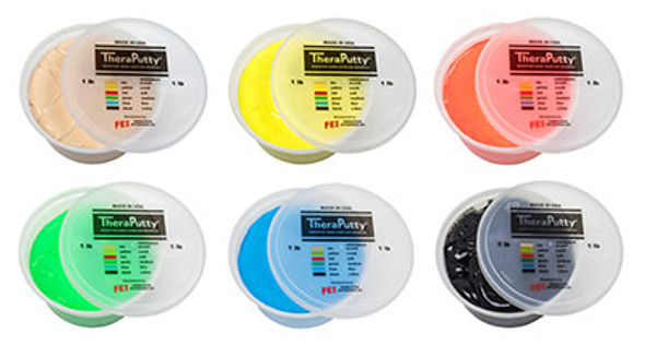 Theraputty Antimicrobial Exercise Putty