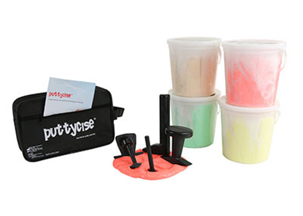 Puttycise Exercise Putty Tools