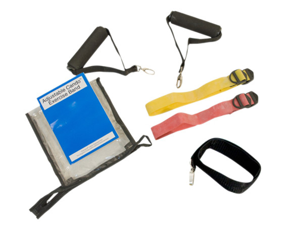 CanDo Adjustable Exercise Band System