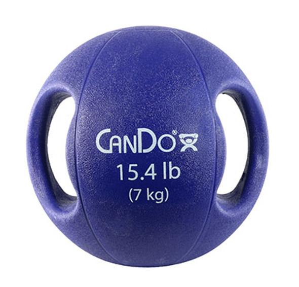 CanDo Dual Handle Medicine Balls