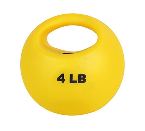 CanDo One Handle Medicine Balls