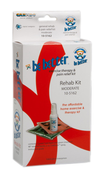 Be Better Rehabilitation Kits