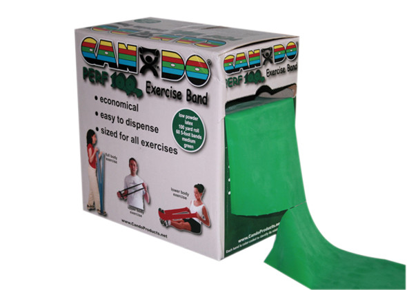 CanDo Perf 100 Low Powder Exercise Band