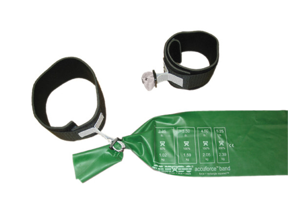 Exercise Band and Tubing Handles and Anchors