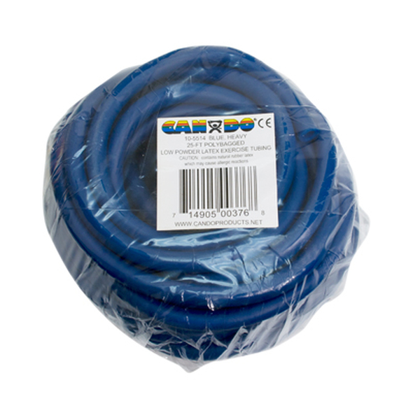 CanDo Low Powder Exercise Tubing Rolls