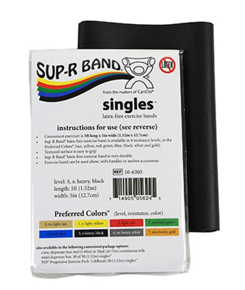 Sup-R Band Latex Free Exercise Band