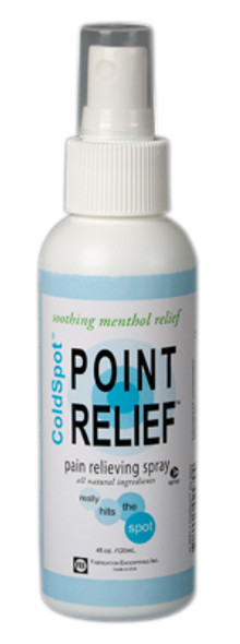 Point Relief ColdSpot Topical Analgesic