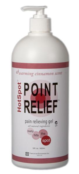 Point Relief HotSpot Warming Gel