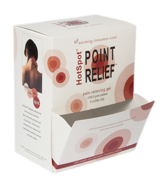 Point Relief HotSpot Warming Gel