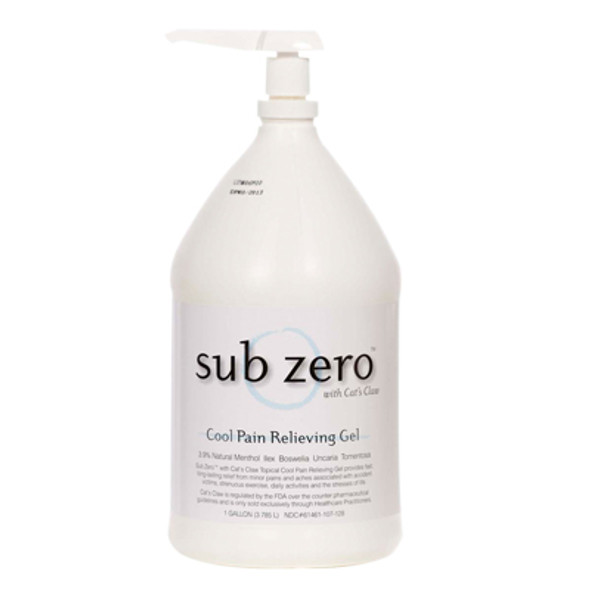 Sub Zero Topical Analgesic