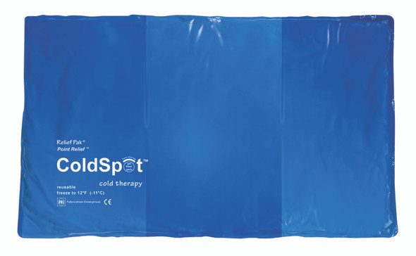 Relief Pak ColdSpot Blue Vinyl Packs