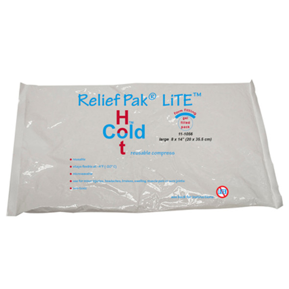 Relief Pak LiTE Hot/Cold Packs