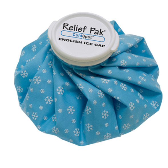 English Ice Cap Reusable Ice Bags
