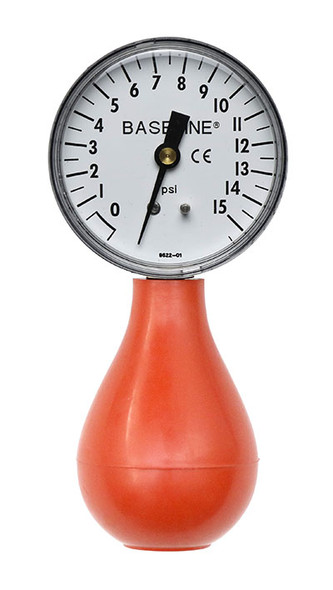 Baseline Pneumatic Squeeze Bulb Dynamometers
