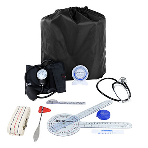 "PT Student Kit with standard items. 54"" gait belt"