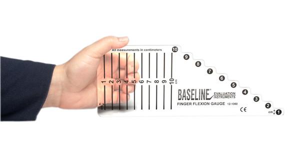 Baseline Finger Motion Gauge