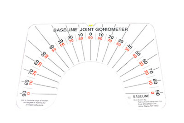 Baseline Large Joint Protractor