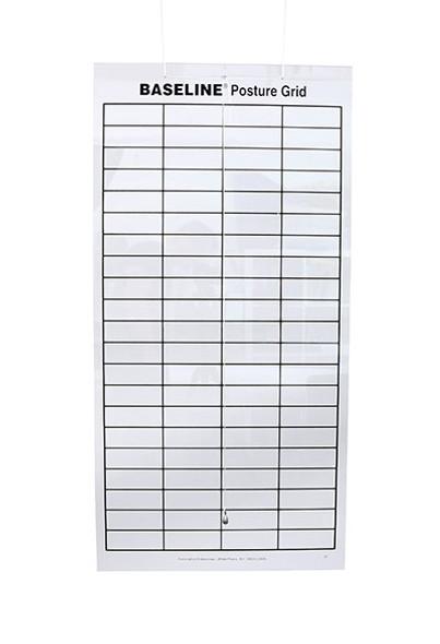 Baseline Posture Grid
