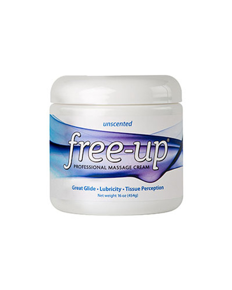 Free-Up Massage Cream