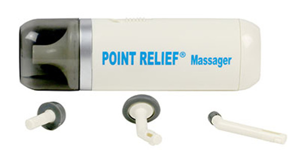 Point-Relief Battery Powered Mini-Massagers
