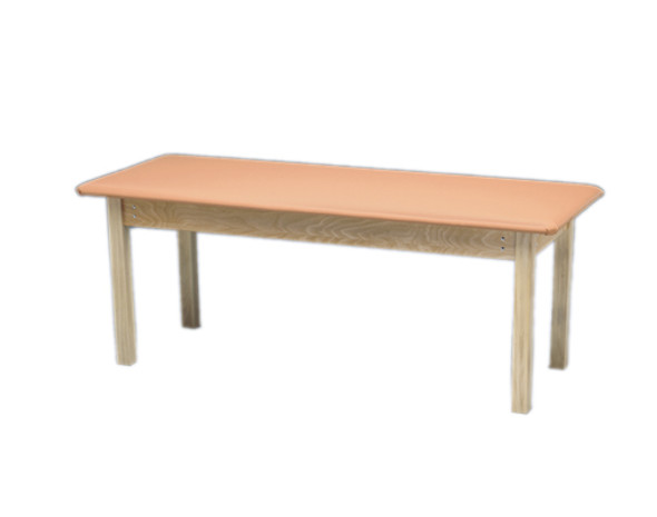 Hardwood Treatment Tables - Fixed Height