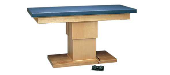Hardwood Treatment Tables - Hi-Low