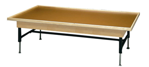 Hi-Low Raised Rim Platform Tables
