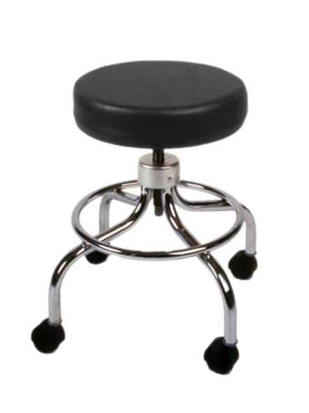 Screw-type Mobile Stool