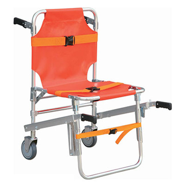 Stair Chair-2 Wheel-Orange