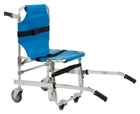 Stair Chair-4 Wheel-Blue