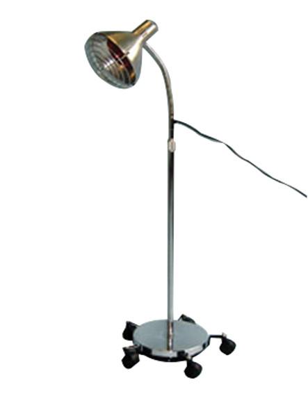 Standard infra-red ceramic 250 watt lamp, mobile base