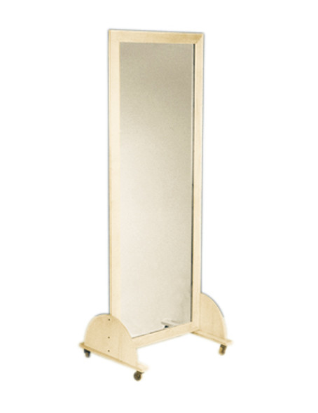 Plate Glass Mobile Mirrors