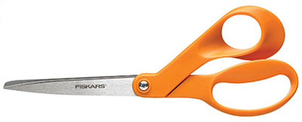 "Fiskars Premier 8"" Right-Hand Bent Scissors for Splinting"