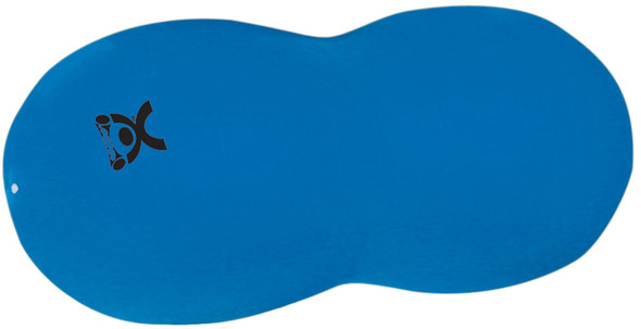 CanDo Inflatable Exercise Saddle Rolls