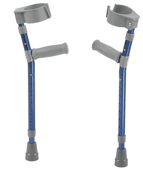 Forearm Orthopedic Crutches