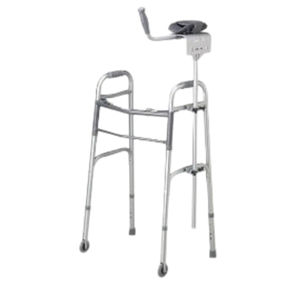 Walker Accessory, Adjustable glides