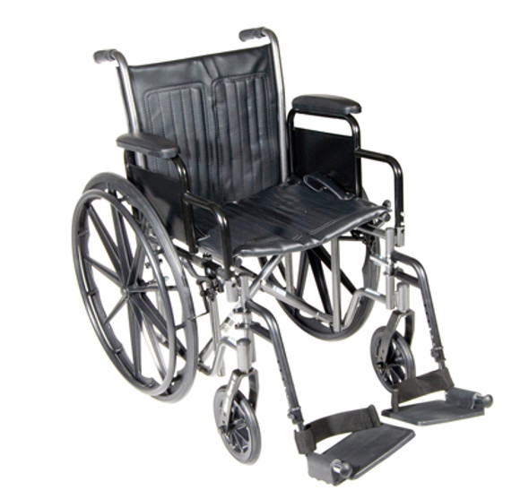 Dual Axle Wheelchairs