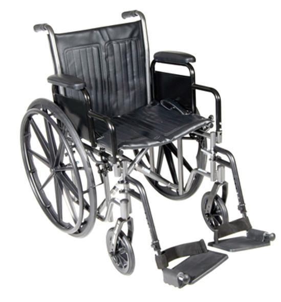 Dual Axle Wheelchairs