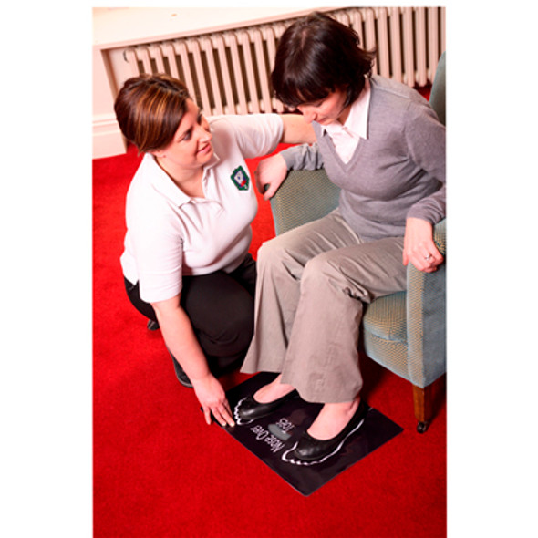 Dycem Non-Slip Material Floor Mats