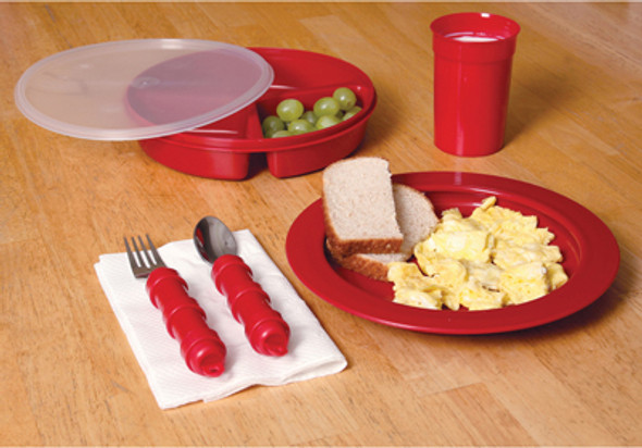 Redware Tableware
