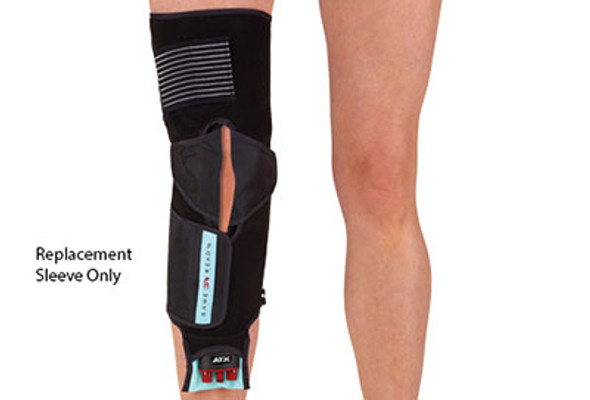 Game Ready Additional Sleeve (Sleeve ONLY) - Lower Extremity - Knee Articulated - One Size