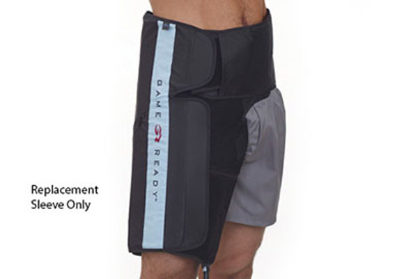 Game Ready Additional Sleeve (Sleeve ONLY) - Mid Body - Hip/Groin Left