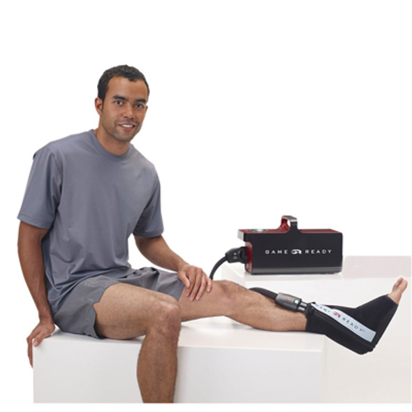 Game Ready Wrap - Lower Extremity - Ankle - Large (men's Shoe sizes up to 11)