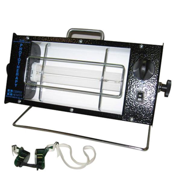 Psoriasis Lamp 800 watt tabletop model for professional use