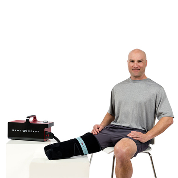 Game Ready Wrap - Lower Extremity - Below Knee - Traumatic Amputee - Large