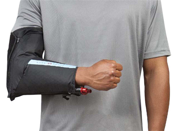 Game Ready Wrap - Upper Extremity - Flexed Elbow (w/out heat exchanger)