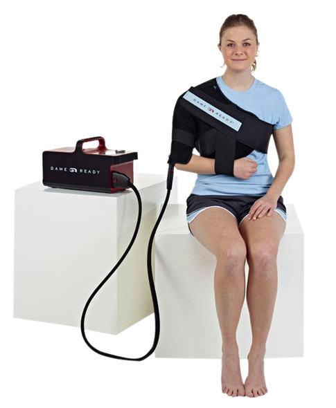 """Game Ready Wrap - Upper Extremity - Left Shoulder - Medium (33-45"""" chest)"""